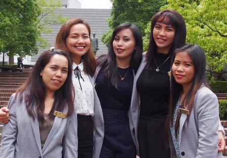 フィリピン英語留学のパイオニアだからできる、低コストでの優秀なアチーブゴールの英語講師派遣!